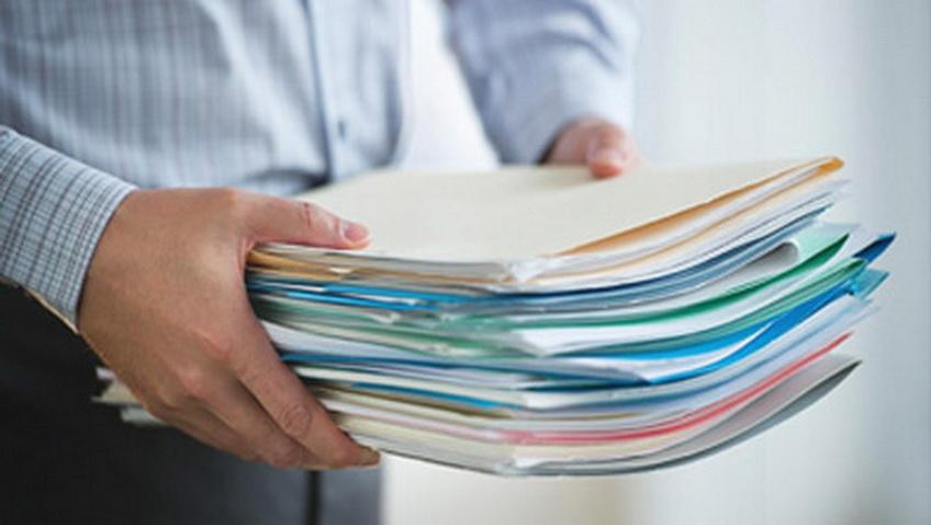 Для прохождения техосмотра необходимо предоставить не более трех документов